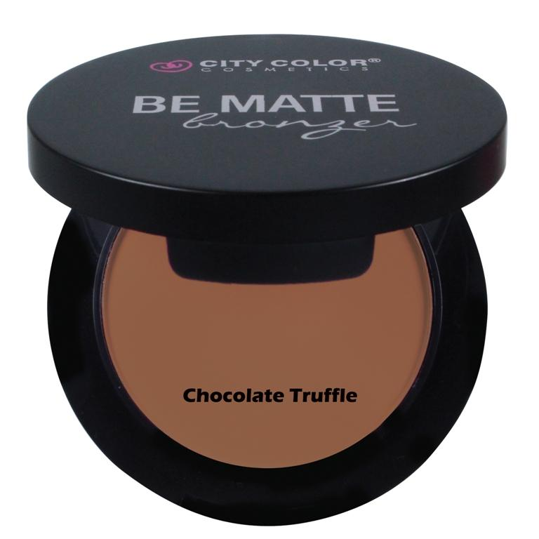 City Color - Be Matte Bronzer - Chocolate Truffle-04 Philippines