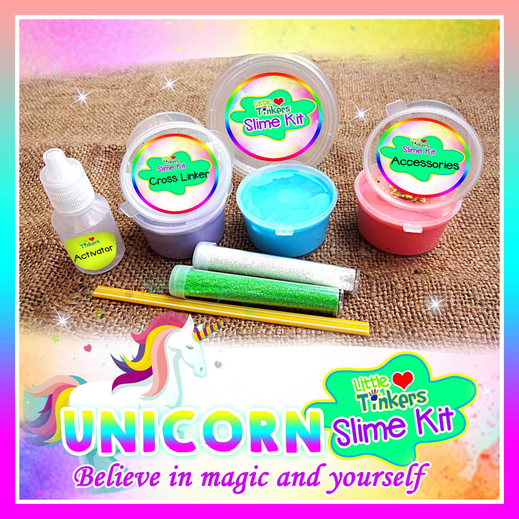 Slime putty for sale putty toys online brands prices reviews in unicorn slime kit solutioingenieria Images