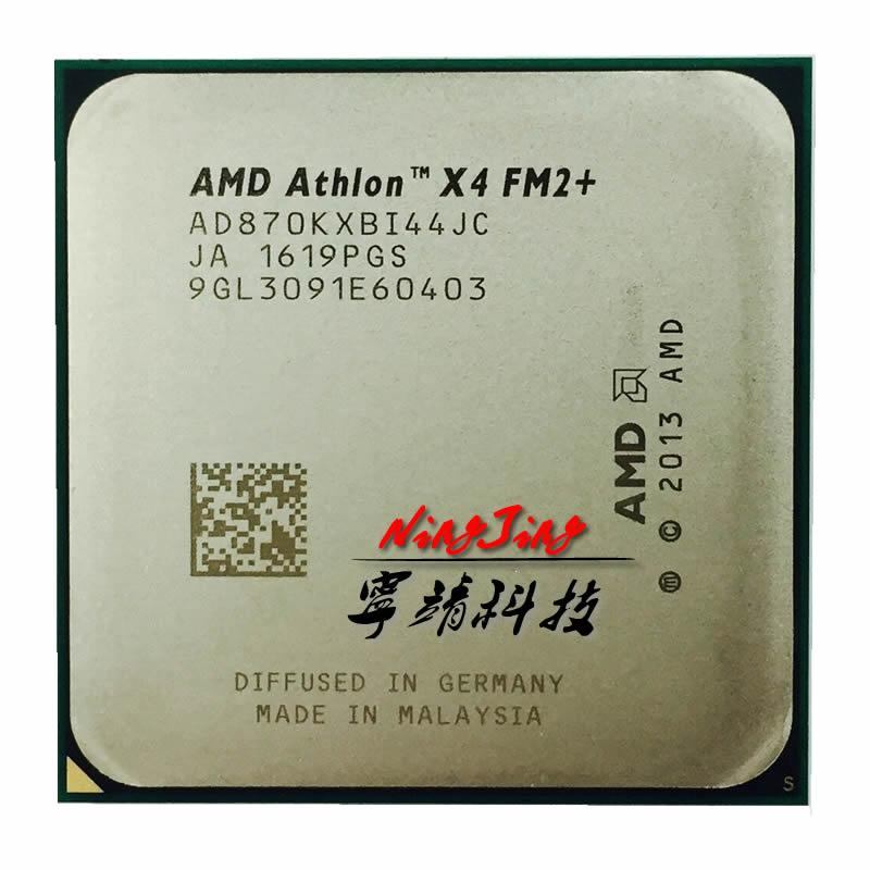 AMD Athlon X4 870 K 3.9 GHz Quad-Core Prosesor CPU AD870KXBI44JC Socket FM2 +-Intl