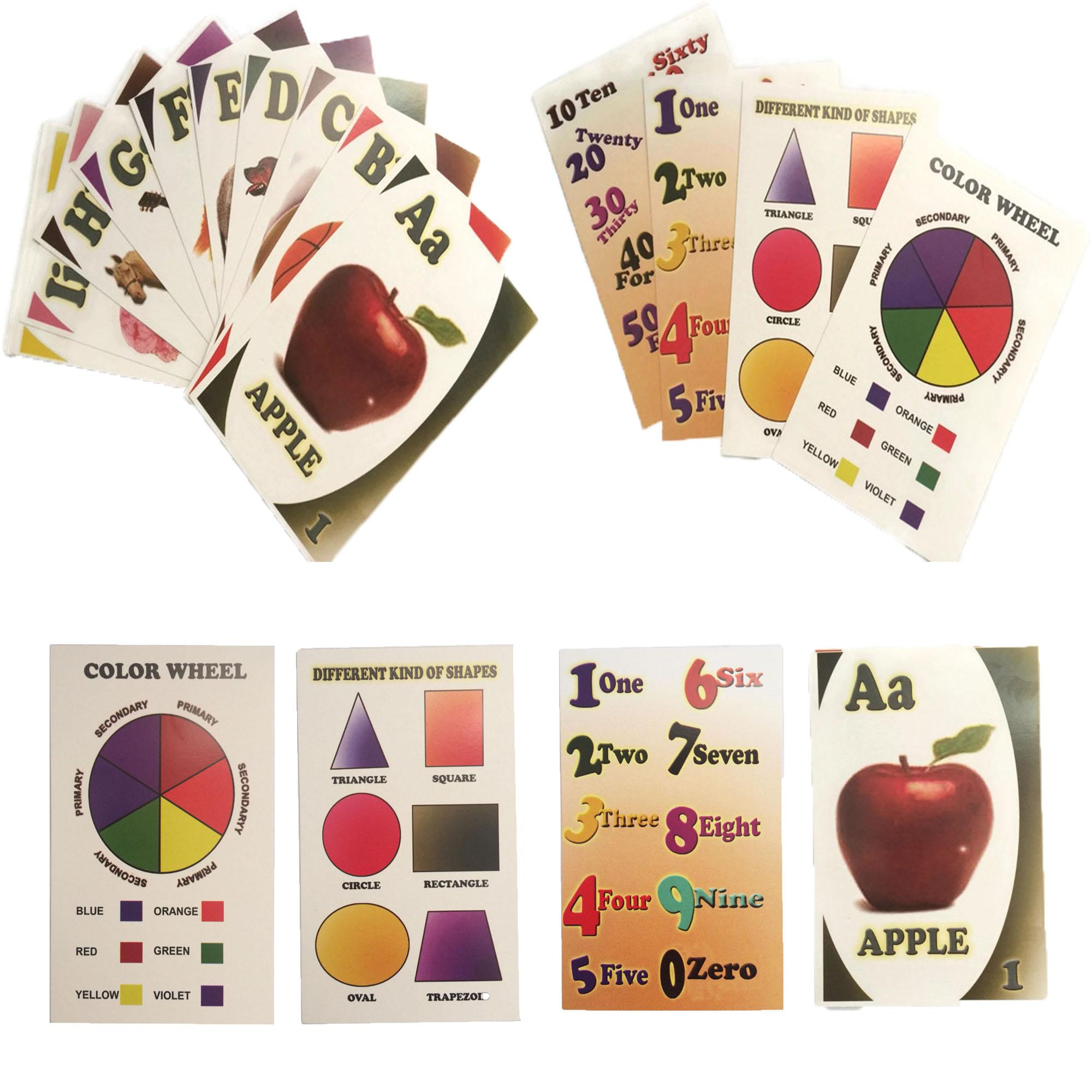 Kids Flash Cards for sale - Flash Card Games online brands, prices ...