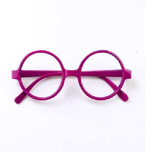 Sangat Ringan warna biru berwarna-warni anak-anak bingkai kacamata manis  Tebal Frame kacamata 7143e496eb