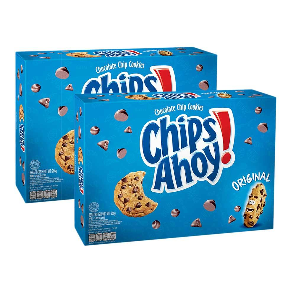 Cookies Brands Cookie Chips On Sale Prices Set Reviews In Bengbeng Drink 80 Sachet Ahoy Regular Crunchy Chocolate Chip 266g Pack Of 2