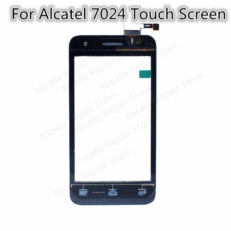 Untuk Alcatel Satu Sengit OT7024 Sentuh Layar Digitalisasi + Alat