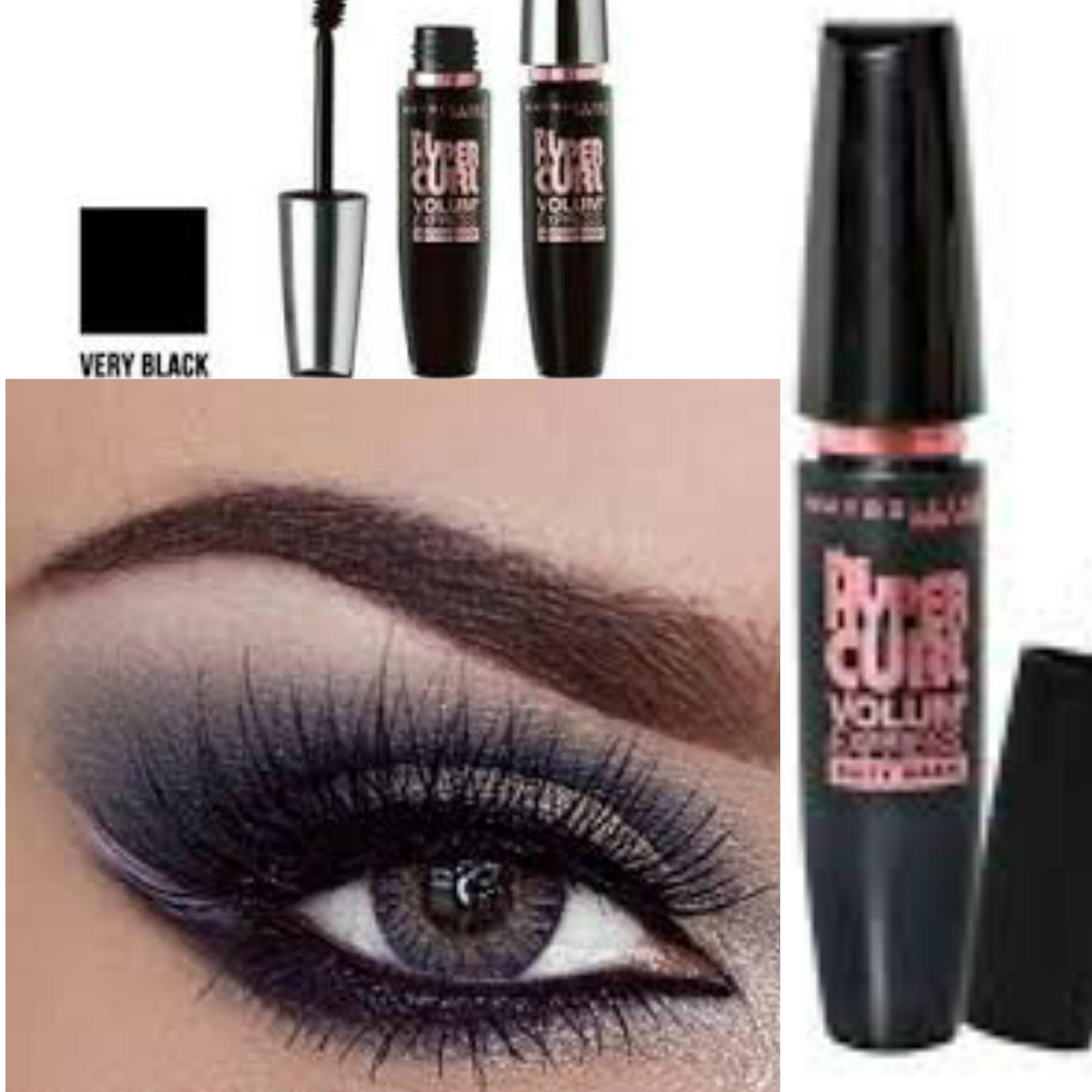 Maybelline Volume Express Hypercurl Waterproof Mascara Philippines