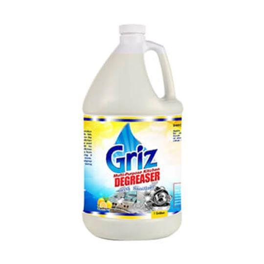 Griz Kitchen, Oven And Grill Degreaser 3.5 Liters Gallon