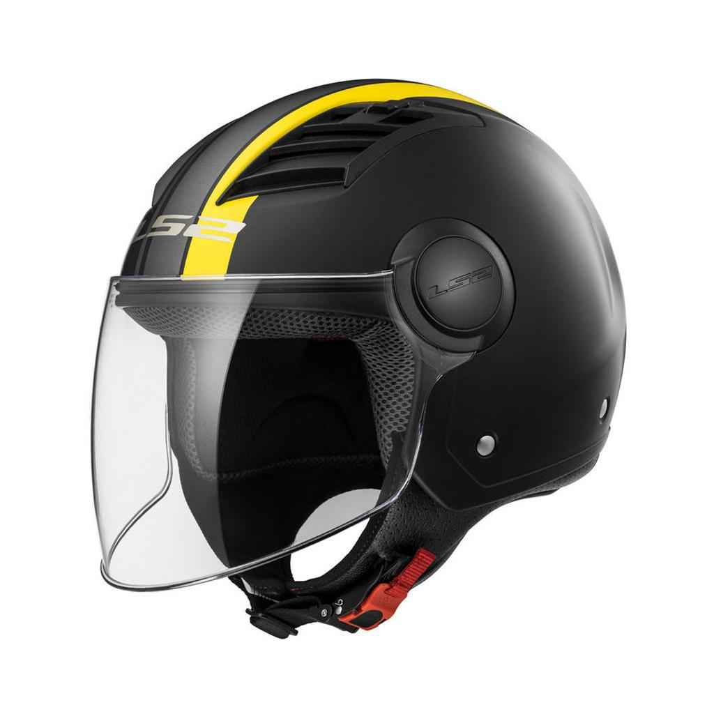 Ls2 open face of562 airflow helmet