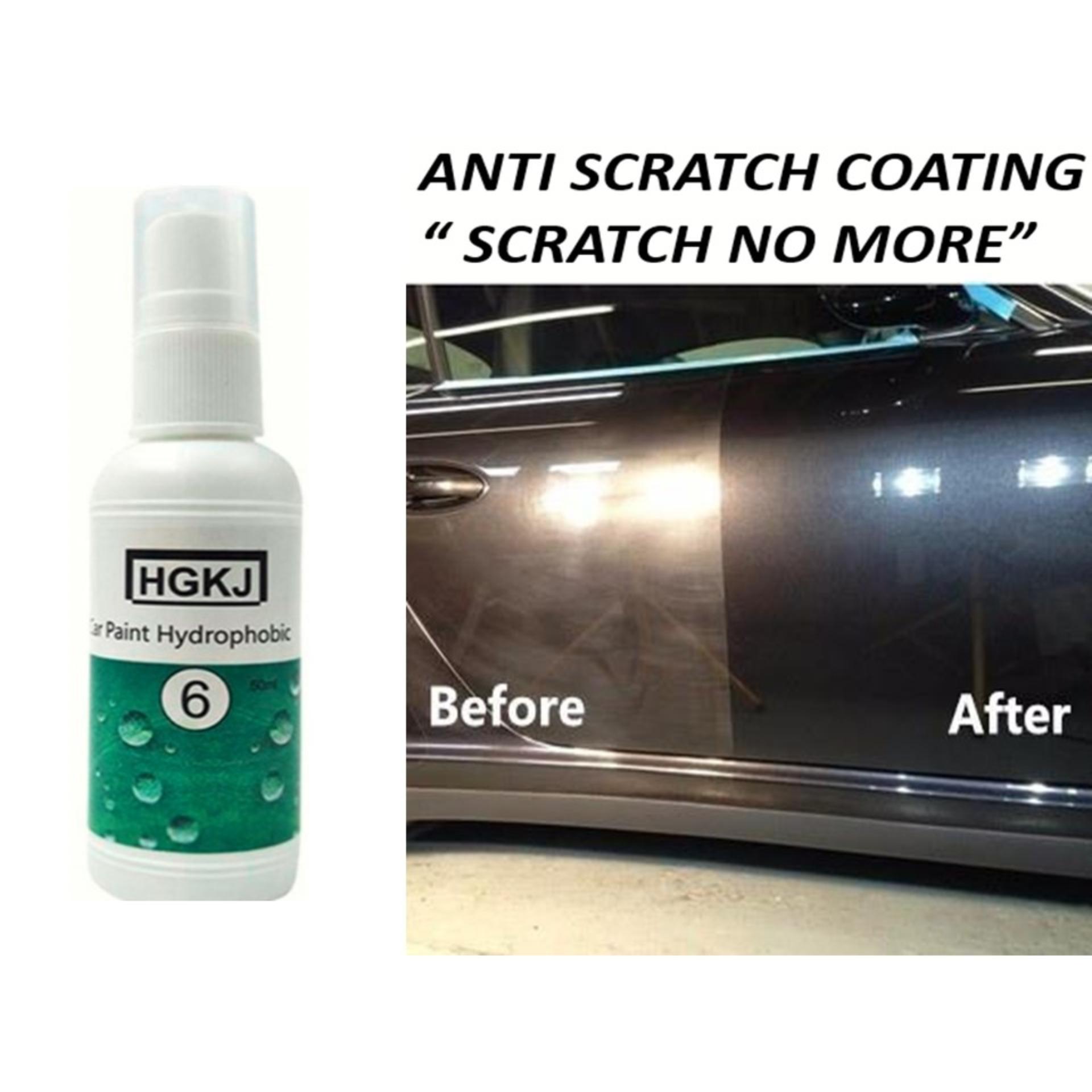 Hydrophobic Car Paint Scratch& Rain Protector