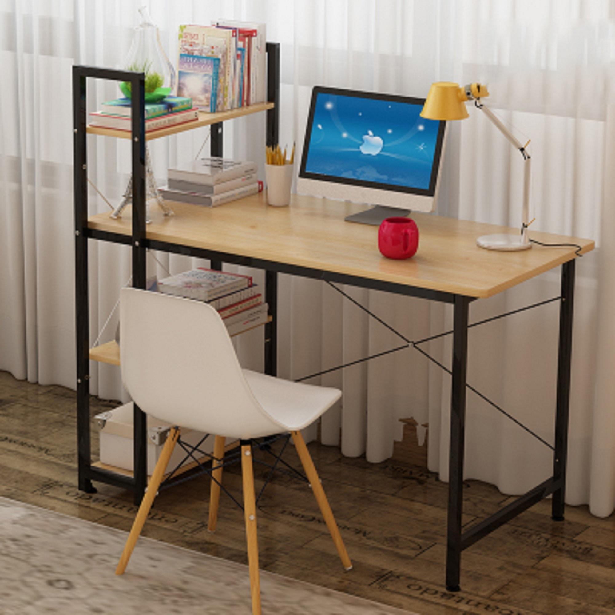 Clifton TB-60YP Yellow Pear 60x120cm Computer Desk Table ...