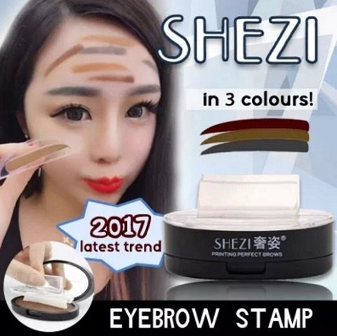 It Is Extremely User Friendly As All You Need To Do Press The Stamp Onto Powder Then Place Above Your Eyes Bring This Everywhere And Use