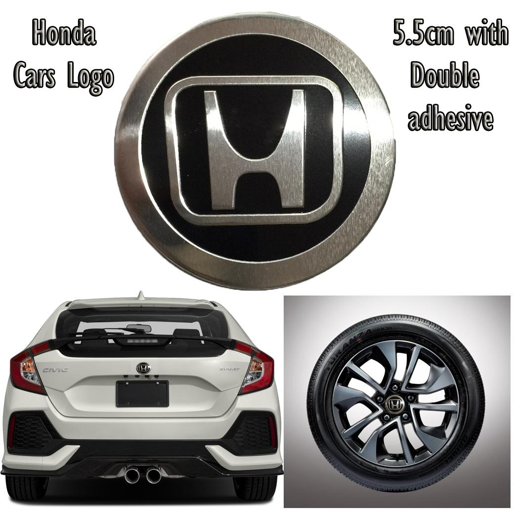 Honda cars logo 3d aluminum sticker decals emblem