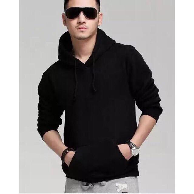 hooded fashion unisex jacket