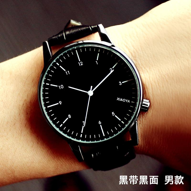 Ladies Watch Waterproof Shi Shang Kuan 2019 New Style Korean Style Trend Simple Mori Style Big Dial Mens Watch Couple Watch Malaysia