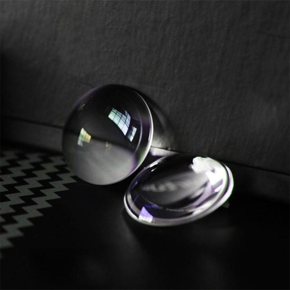 DIY 20 Pcs/lot 25*45 Mm Lensa Biconvex untuk Google Cardboard 3D Kacamata VR Kaca Optik Google Cardboard