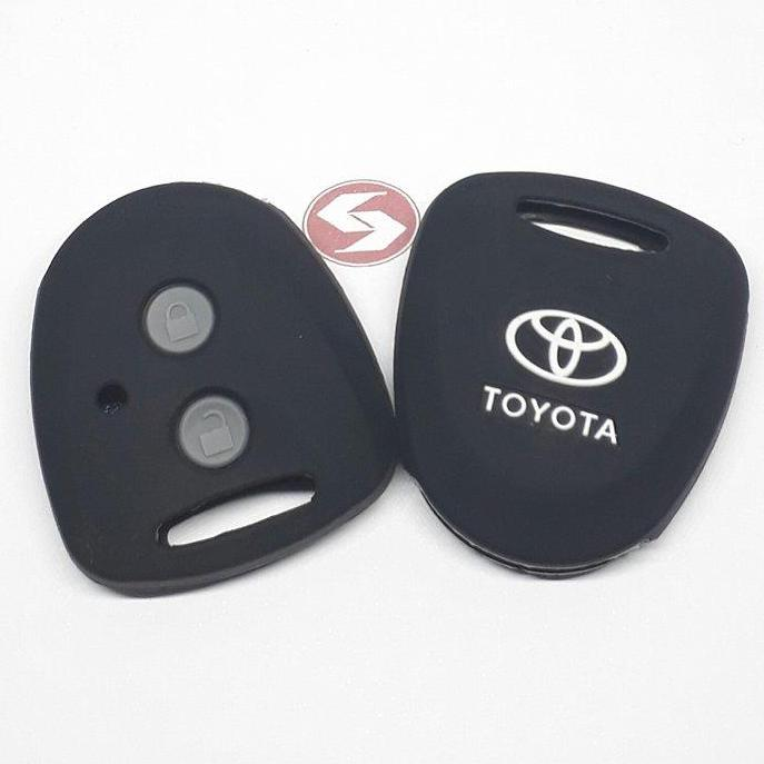 Silicone key cover toyota wigo and avanza 2015 - 2018
