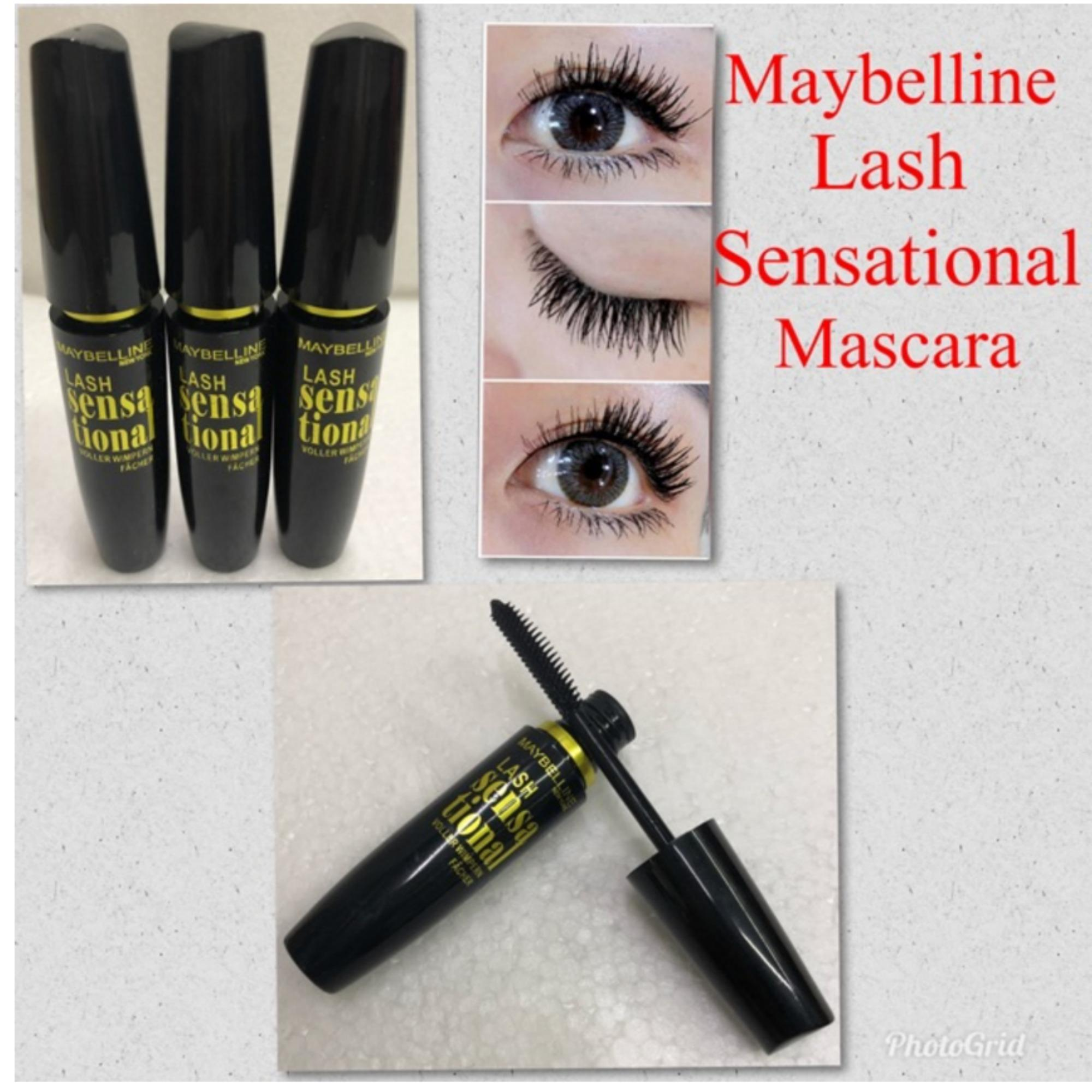 Maybelline Philippines Mascara For Sale Prices Barbie The Magnum Volum Express Waterproof Reviews Lazada