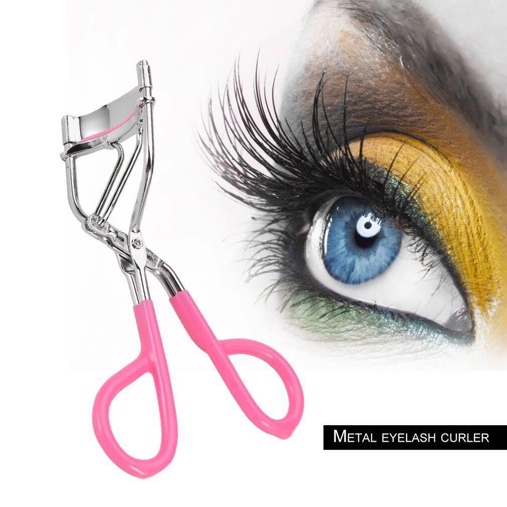 Buy 1 Take 1 Stainless Steel Eyelash Curler Lashes Curling Clip Makeup Tool Philippines