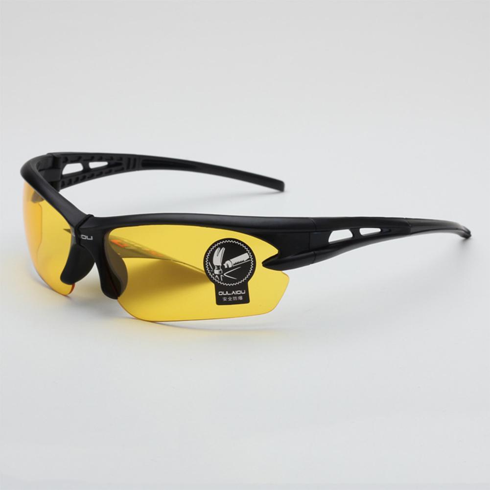 Vonder Tanah Pria Fashion Sederhana Explosion-Proof Uv400 Kacamata Hitam Terpolarisasi Mengemudi Luar Ruangan Olahraga Hitam Bingkai Dan Berwarna-Warni Keperakan Lensa By Vonder Land.