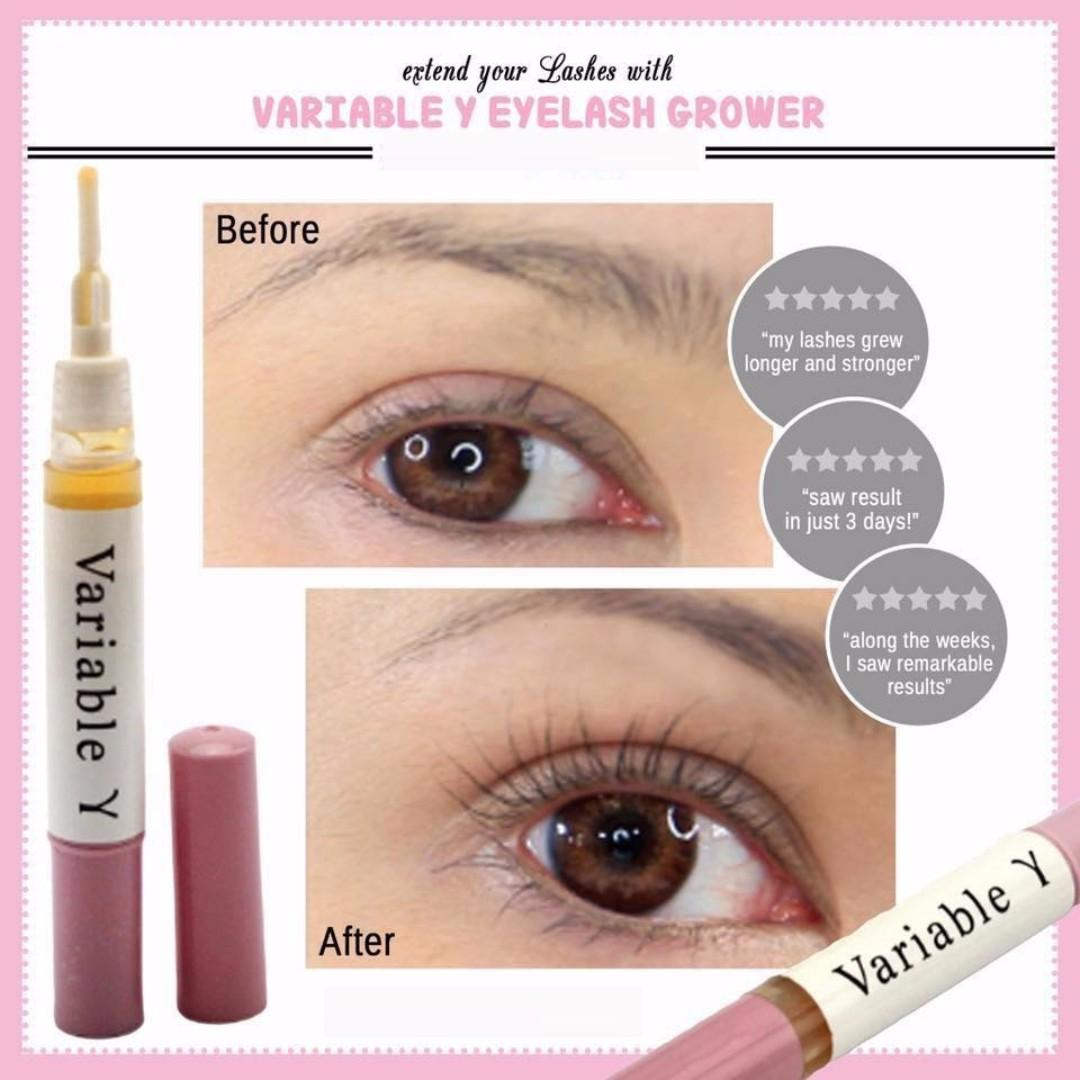 AMOG Variable Y Eyelash and Eyebrow Hair Growth Serum 5ml Philippines