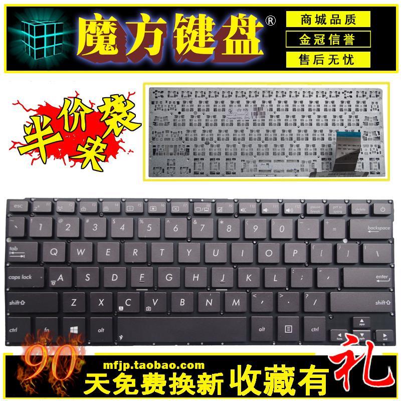 Semua Yang Baru ASUS Yang Ansus UX42 UX42 VX Buku Catatan Keyboard-Internasional
