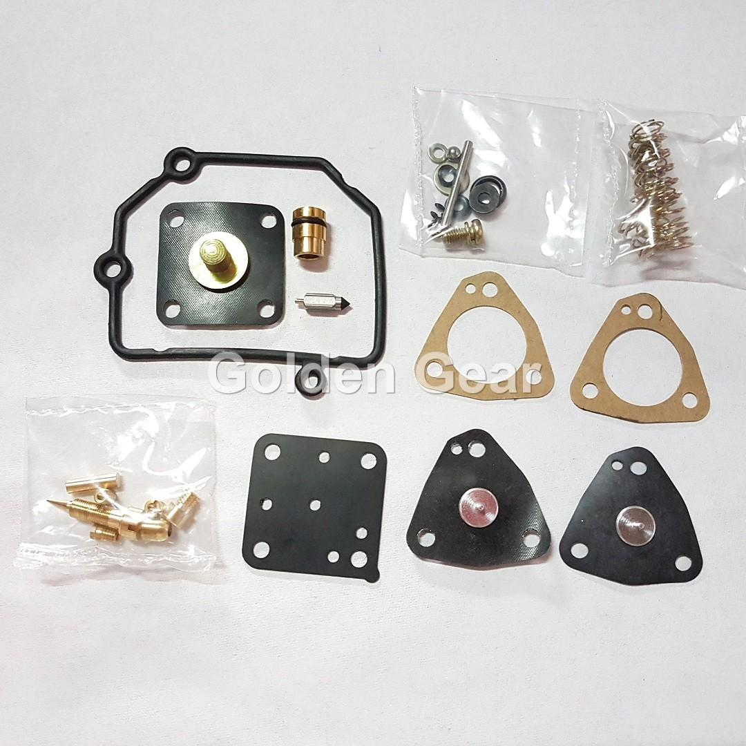 Suzuki F6a Multicab Carry Carburetor Repair Kit By Golden Gear Automotive Parts Supply.
