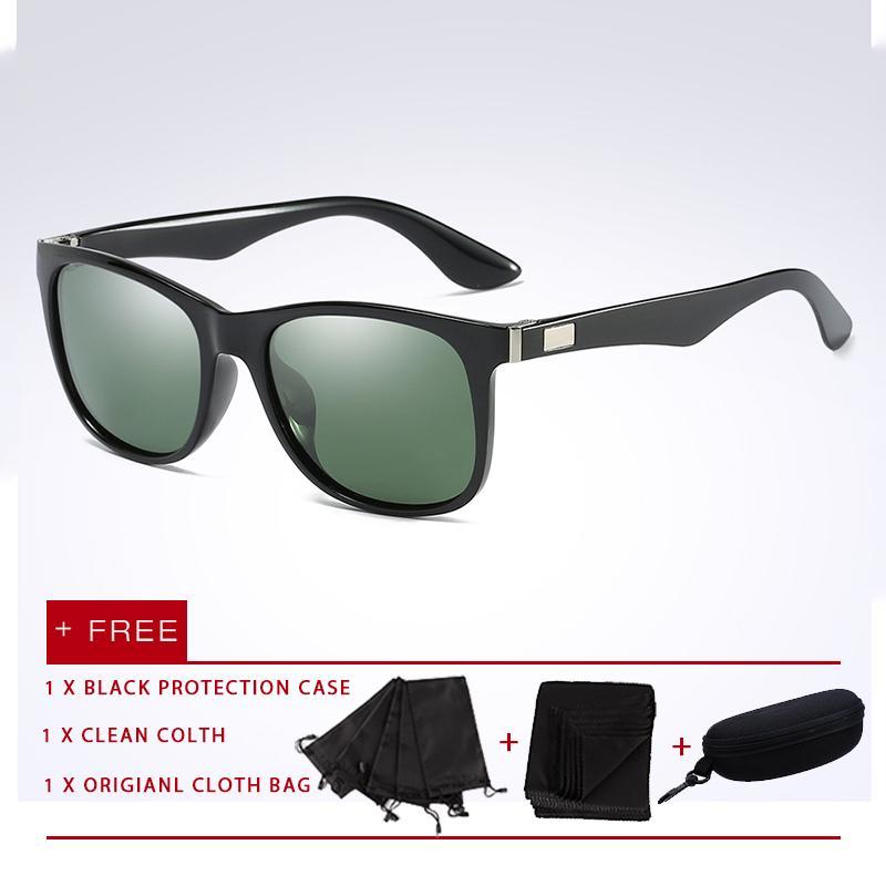5c89fe2c9ae 2018 New deisgner unisex women s men s Retro Polarized Sunglass Lens Sunglasses  UV400 protection Sun Glasses mirror