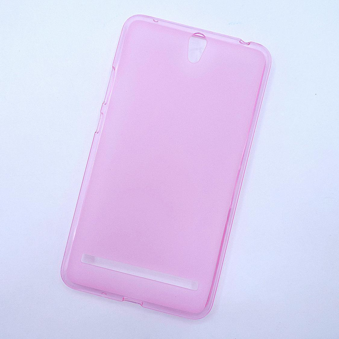 1 Pc/lot TPU Gel Belakang Case Sarung 6.9