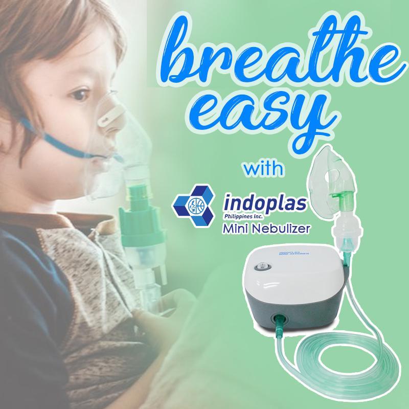 Compare Aeroneb Compact Nebulizer Price Philippines: Indoplas Aeroneb Mini Nebulizer - Japan Quality