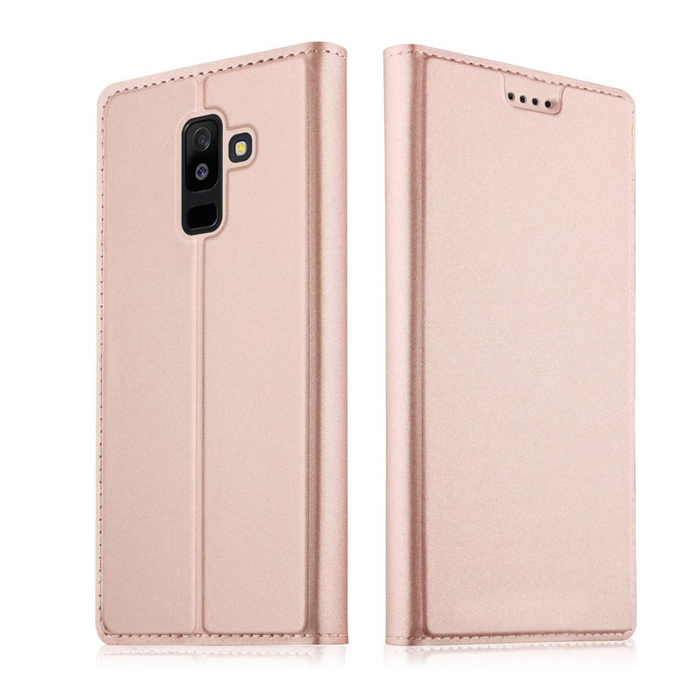 Review Lenuo Case For Samsung Galaxy A6 Plus A6 2018 Leather Flip