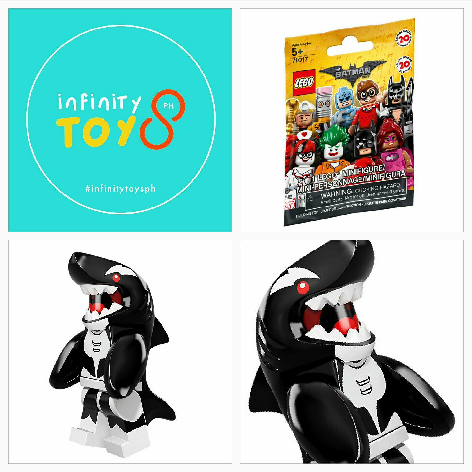 Lego Philippines Mini Action Figures For Sale Prices 71017 Minifigures Batman Movie Series Box Of 60 Orca