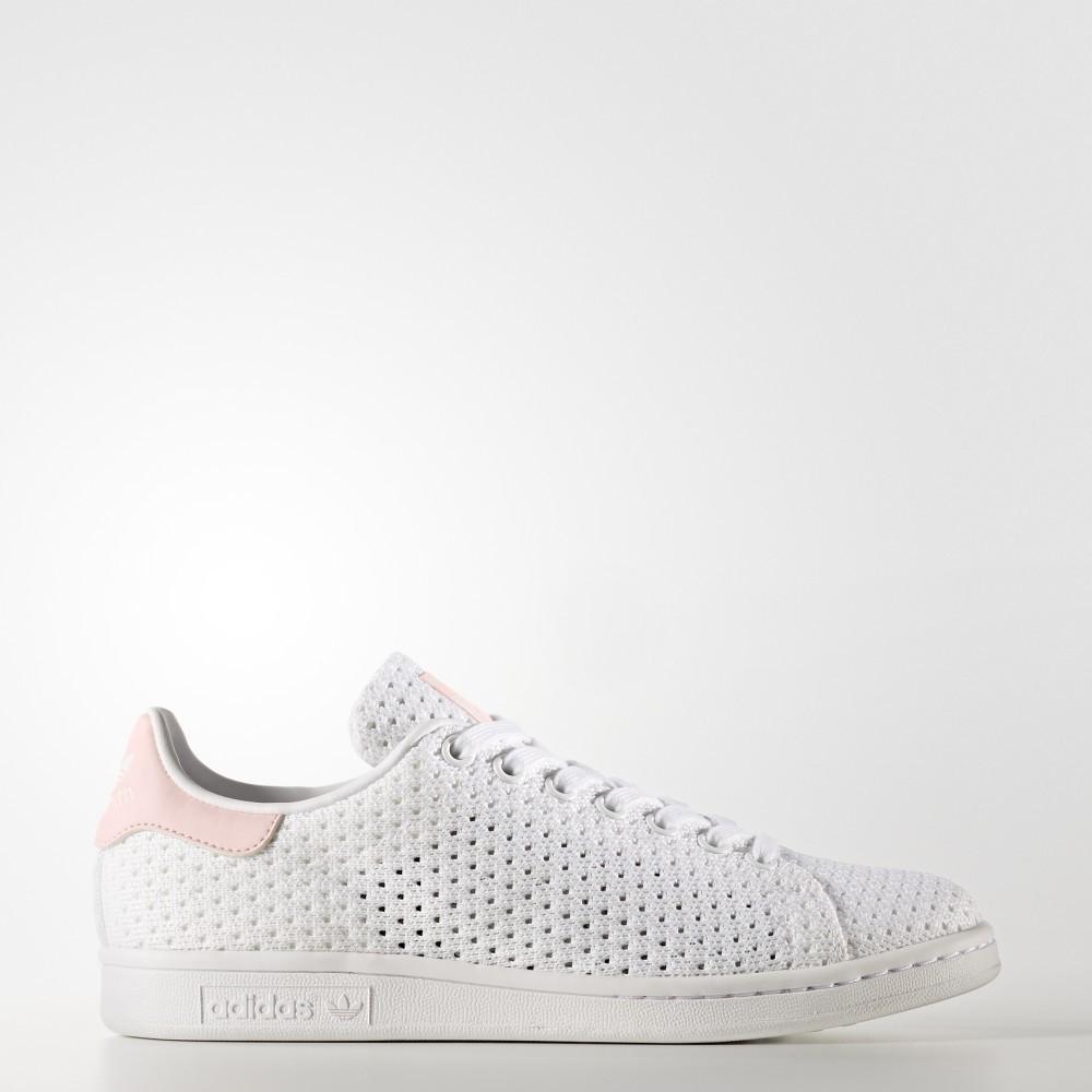 Adidas Adidas sepatu wanita semanggi sepatu wanita sepatu putih kecil  A.O.Smith stan 33fac4ae62
