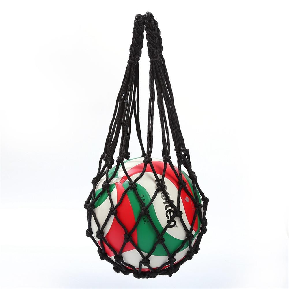 Hossen_Ball Túi Lưới Bóng Mang Theo Hộp Đựng dành cho Thể Thao Bóng Chuyền Bóng Rổ Bóng Đá
