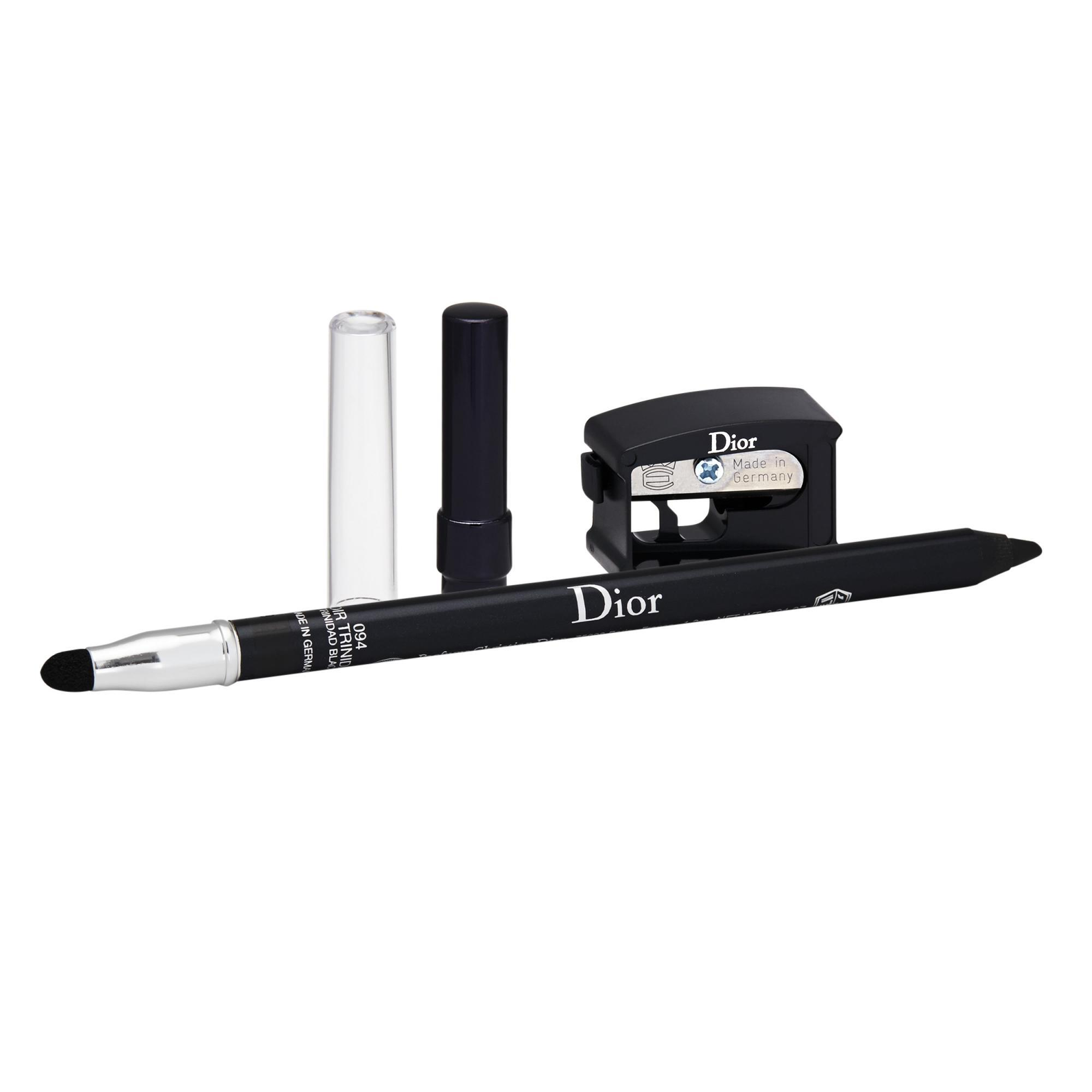 Christian Dior Long-Wear Waterproof Eyeliner Pencil 1.2g/0.04oz #094 Trinidad Black- intl Philippines