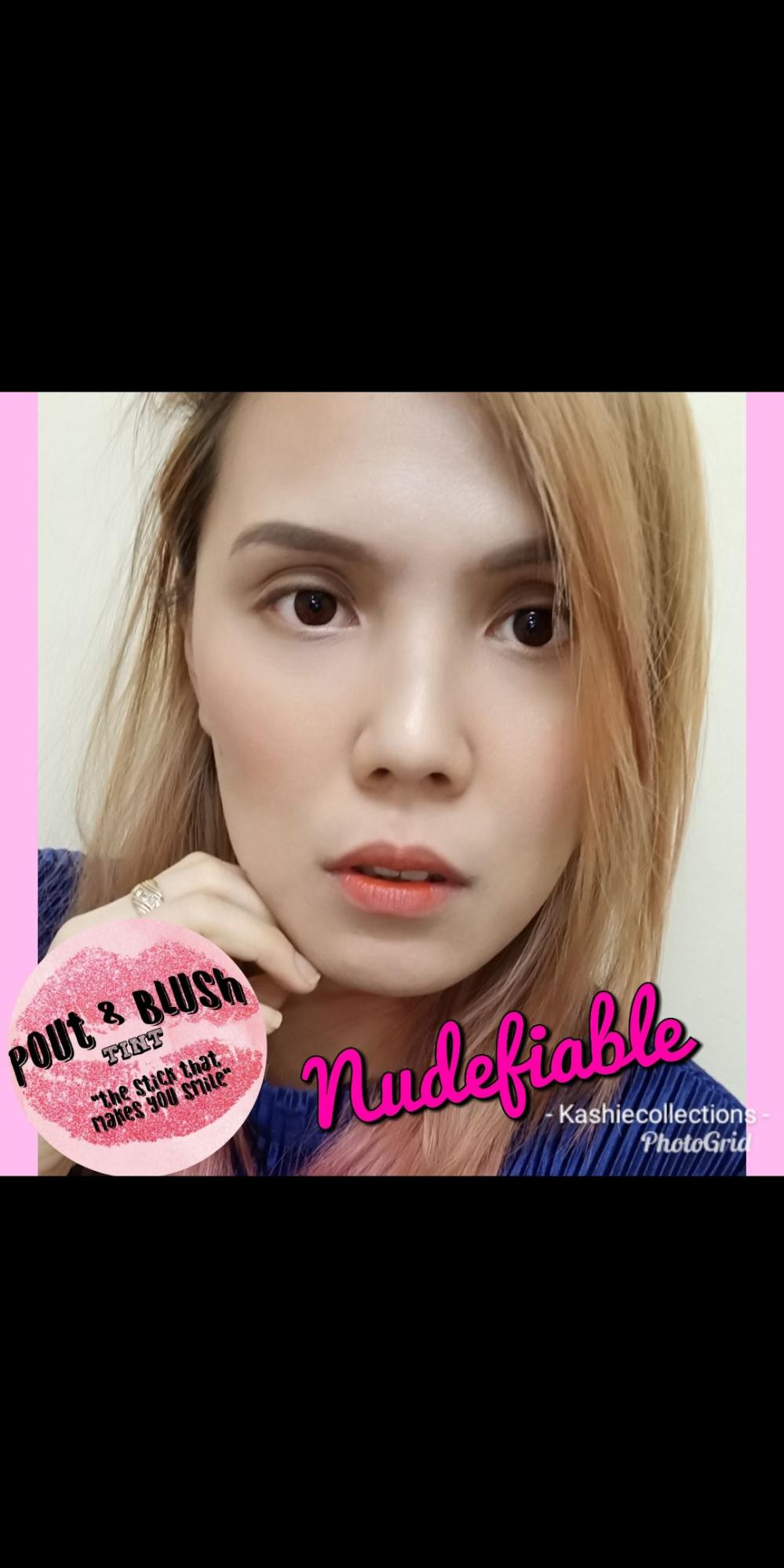 Philippines Bestsellers Candy Online Shiny Smooth Muscle Flawless Bioaqua Smoot Blush On Pout Lip And Cheek Tint