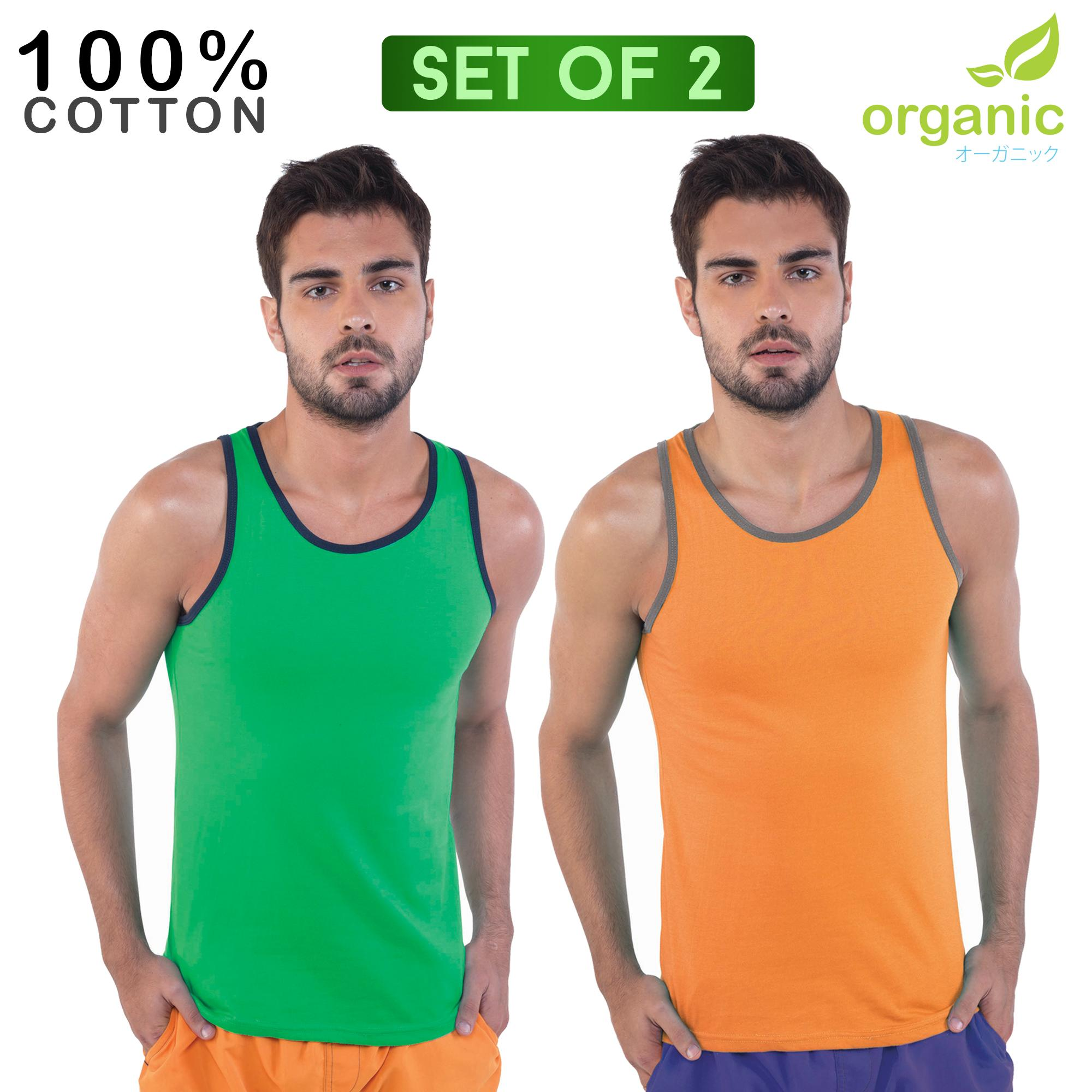 Camisole for Men for sale - Tank Tops for Men online brands, prices ...