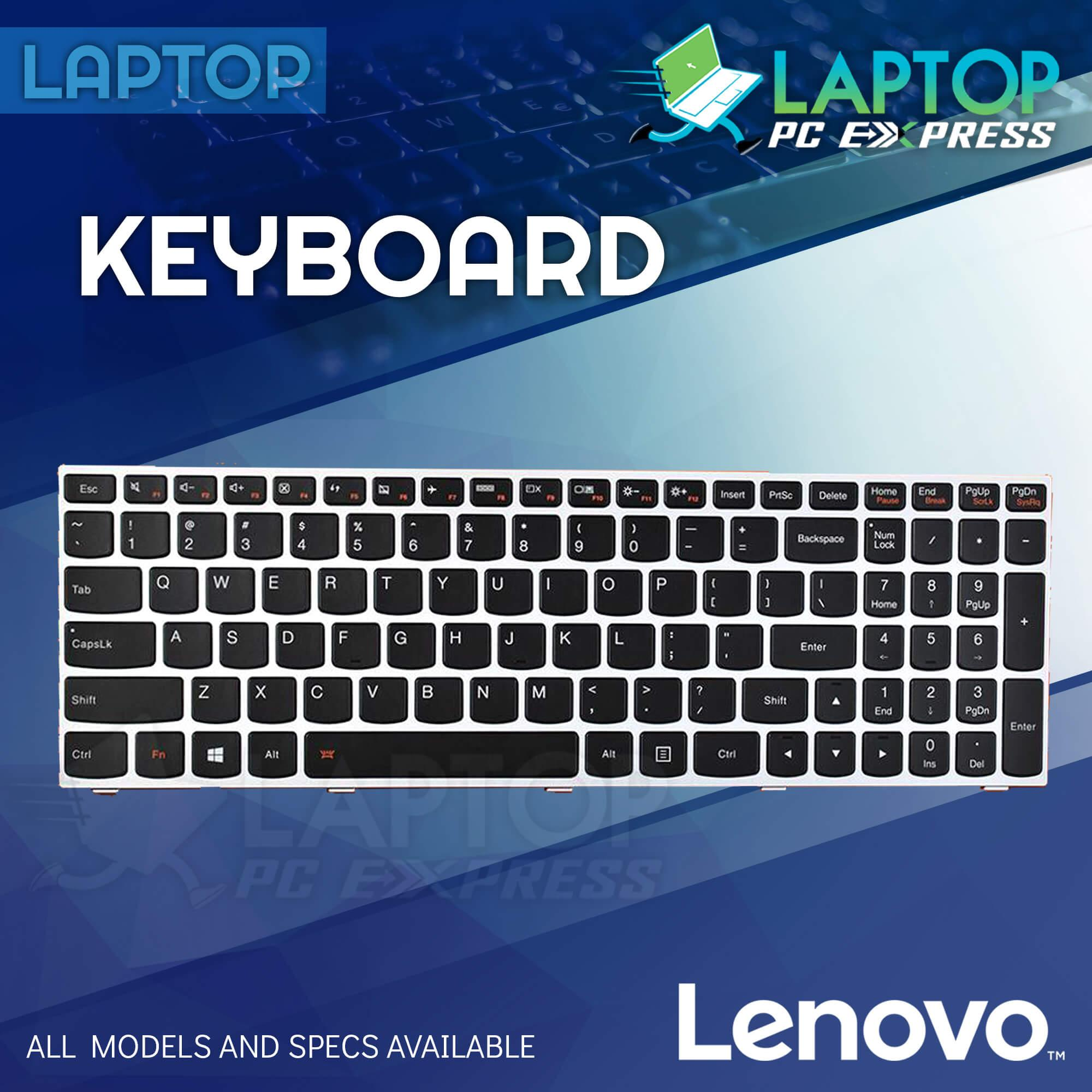 Lenovo Philippines Keyboard Laptop Ideapad G40 30 45 70 75 For P500 Z500g Z500 Touch Z500a With Silver Frame No
