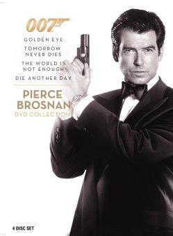 007 Pierce Brosnan DVD Collection - picture 2
