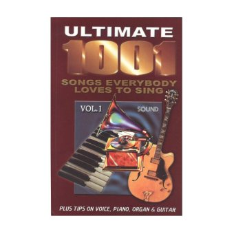 1001 Ultimate Songbooks vol. 1