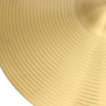 16'' Splash Hi-hat Crash Ride Cymbal Drummer Brass Music - intl - 4