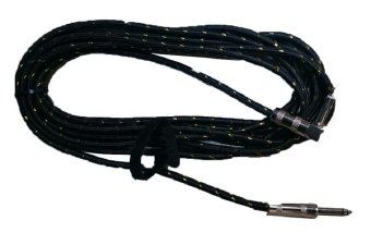 20 Ft Guitar Cable (Black)