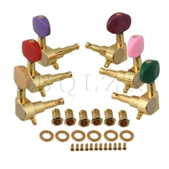 3R3L Electric Guitar Machine Heads Tuners Pegs Gold