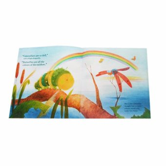 4-pc. Story Books for Children with Free Color Clone Book 123 - 3