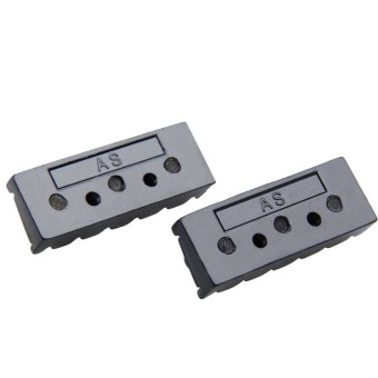 42mm Guitar Locking Nut for Floyd Rose Tremolo Bridge System Black2 Pieces - 4