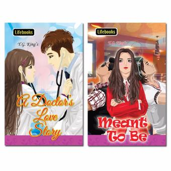 'A Doctor's Love Story' + 'Meant To Be' 2-in-1 Romance Book