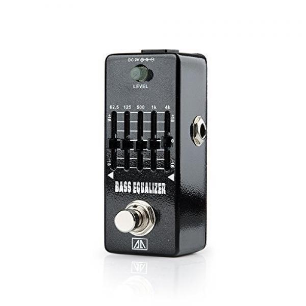 Aa Aeb5 Bass Equalizer True Bypass Mini Portable Guitar EffectsPedal For Guitar Bass