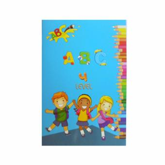 ABC Level 1-4 Educational Activity Book for Kids - 5