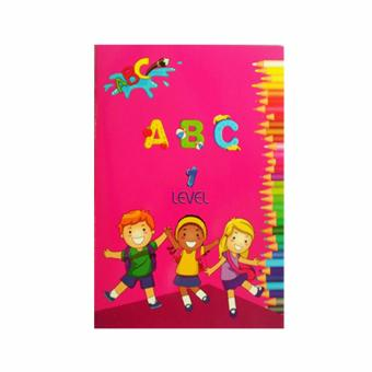 ABC Level 1-4 Educational Activity Book for Kids - 2