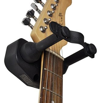 Adjustable Guitar Wall Hanger Home & Studio Guitar Holder - intl