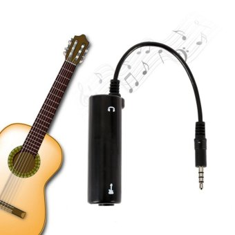 Ajusen Guitar Effects Guitar Link Audio Interface System PedalConverter Adapter Cable for iPad iPhone - intl
