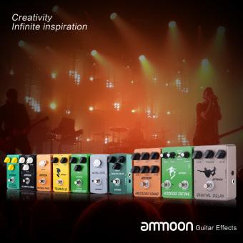 ammoon AP-06 Noise Gate Electric Guitar Effect Pedal Noise Suppressor True Bypass - 5