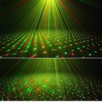 Auto Mode Laser Stage DJ Effects Party Strobe Lights - intl - 5